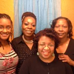Dianna Grissette, Cellisa Johnson, Veronica Phillips, Rhonda Masengale