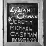 Lydian Osman with Jeremy Michael Cashman and Mighty Joel Ford January 9 at KXCI Locals Only