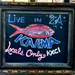Fish Karma and/or the DeRailleurs on Locals Only