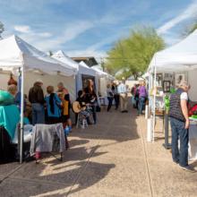 Tucson Museum of Art's Annual Holiday Artisans Market + Street Festival