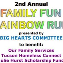 2nd Annual Family Fun Rainbow Run