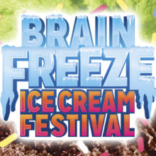 Brain Freeze Ice Cream Festival