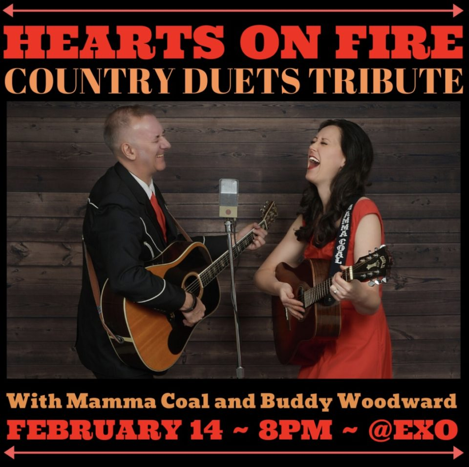 Country Duets Tribute Hearts On Fire Kxci