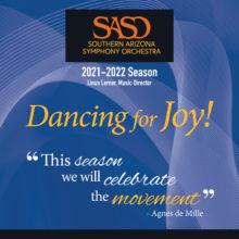 Southern Arizona Symphony Orchestra presents: Tchaikovsky, Saint-Saëns and Mendelssohn
